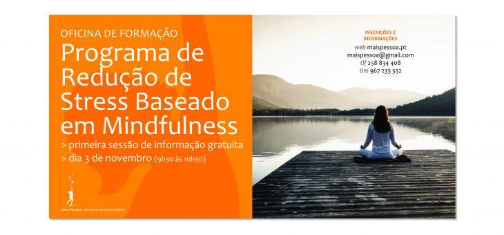 PROGRAMA DE REDUÇÃO DE STRESS BASEADO EM MINDFULNESS